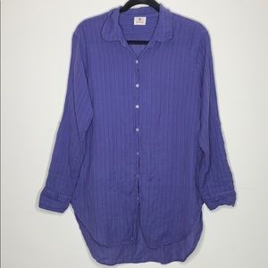 Sundry Button Down Top
